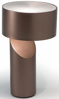 Natuzzi Vico table lamp.
