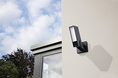 NETATMO Presence, Outdoor Security Camera with People, Car and Animal Detection: US$299.37.