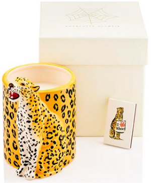 Charlotte Olympia Bruce Candle: US$160.