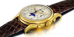 World's Most Expensive Watch #3: Patek Philippe Reference 1527 Wristwatch: US$5,708,833.