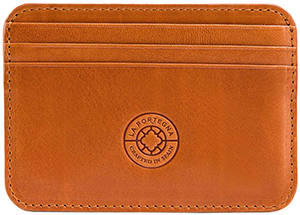 La Portegna men's Humphrey card holder: £40.