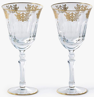 Ritz Paris Essentials 2 Water Glasses Set, Imperial Collection: €788.