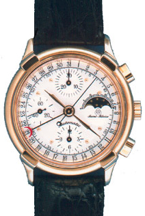 Saint-Blaise of Switzerland Automatic Chronograph Ref.8003.