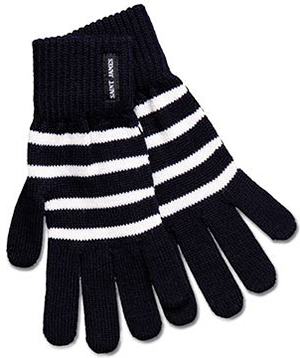 Saint James Colombier R M women's gloves.