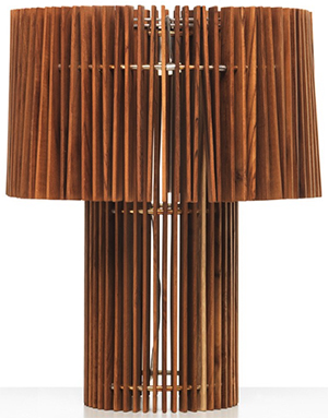 Skitsch Woodlamp: €750.