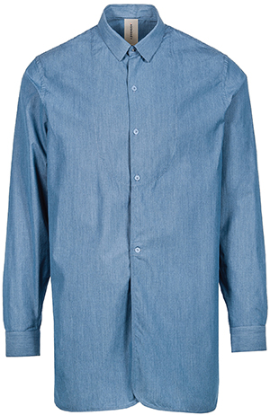 Sørensen Chambray men's Painter Shirt: £275.