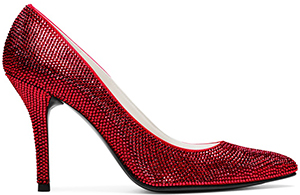 Stuart Weitzman The Pave Pump Shoe: US$2,840.