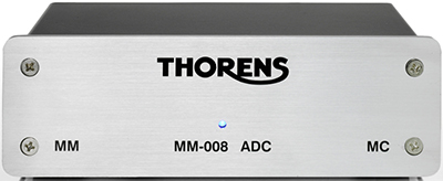Thorens MM 008 / MM 008 ADC phono preamplifier.