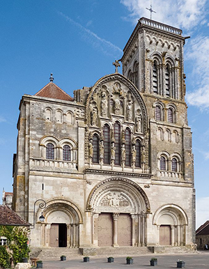 Vézelay Abbey, 89450 Vézelay.