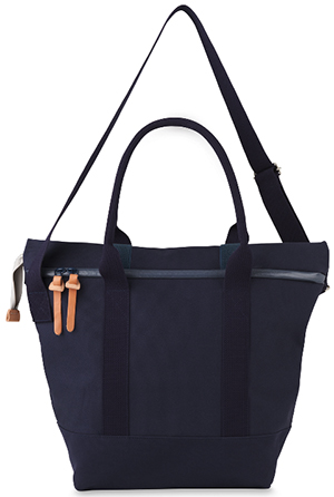 Whistles men's Riley Roll Top Tote Bag: £135.