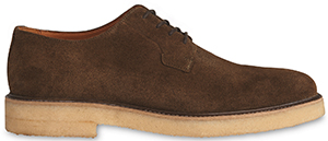 Whistles men's Suede Derby: £155.