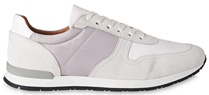 Whistles men's Leather & Suede Runners: £125.