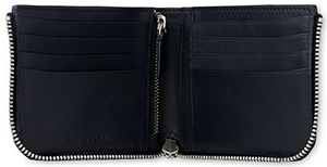 Whistles men's Leather Zip Around Wallet: £52.