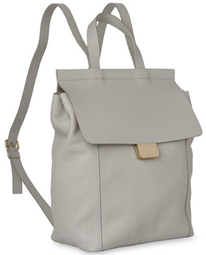 Whistles women's Pimlico Presslock Backpack: £236.