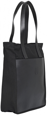 Won Hundred Alec, Black Cotton tote bag.
