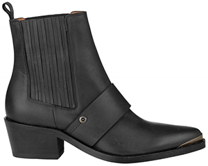 Won Hundred women's Tory, Black boot.