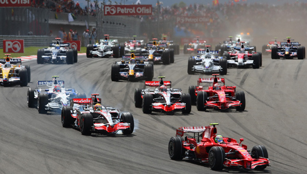 FORMULA 1 AUSTRIAN GRAND PRIX - (Red Bull Ring, Spielberg, Styria): Sunday, July 5.