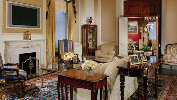 The Presidential Suite at The Waldorf Astoria, 301 Park Ave, New York, NY 10022, U.S.A.