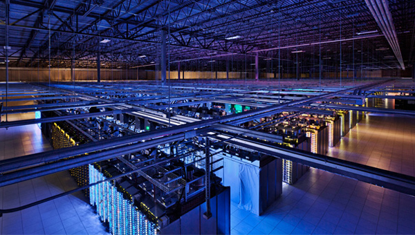 The First-Ever Glimpse Inside Google�s Data Centers - Where the Internet Lives.